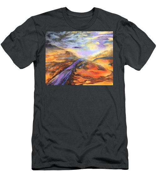 Paint Rock Texas Men's T-Shirt (Athletic Fit)