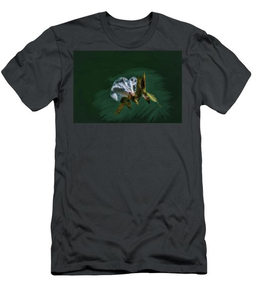 Painted Bindweed #i2 Men's T-Shirt (Athletic Fit)
