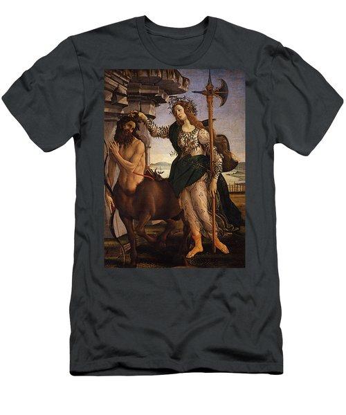 Pallas And Centaur  Men's T-Shirt (Athletic Fit)