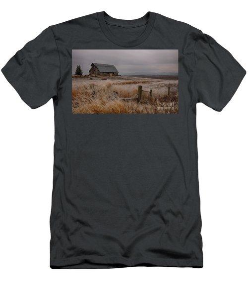 Palouse Frost Men's T-Shirt (Athletic Fit)