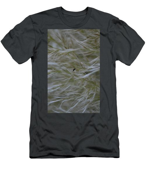 Pampas Grass And Insect Men's T-Shirt (Athletic Fit)