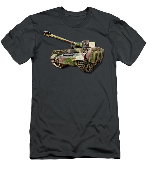 Panzer Iv Men's T-Shirt (Athletic Fit)