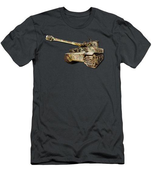 Panzer Vi Tiger Men's T-Shirt (Athletic Fit)