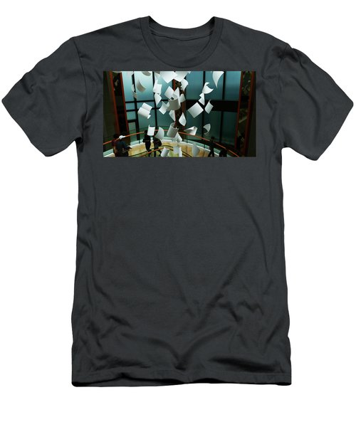 Papers Men's T-Shirt (Athletic Fit)