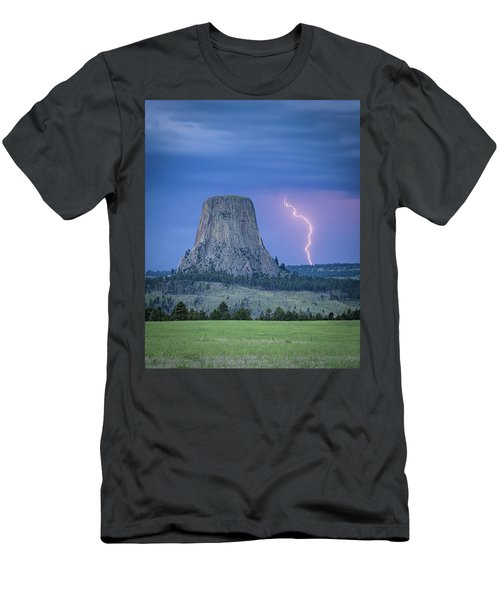Parallel The Tower Men's T-Shirt (Athletic Fit)