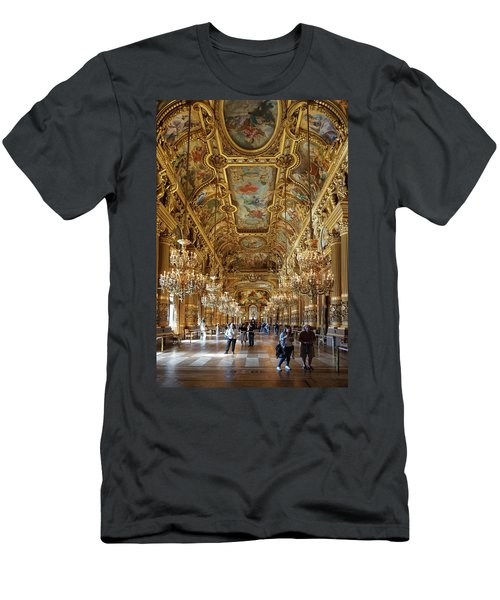 Paris Opera Men's T-Shirt (Athletic Fit)