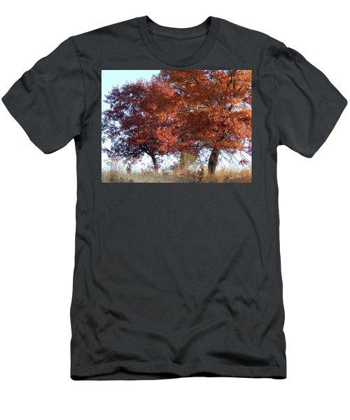 Passing Autumn Men's T-Shirt (Athletic Fit)