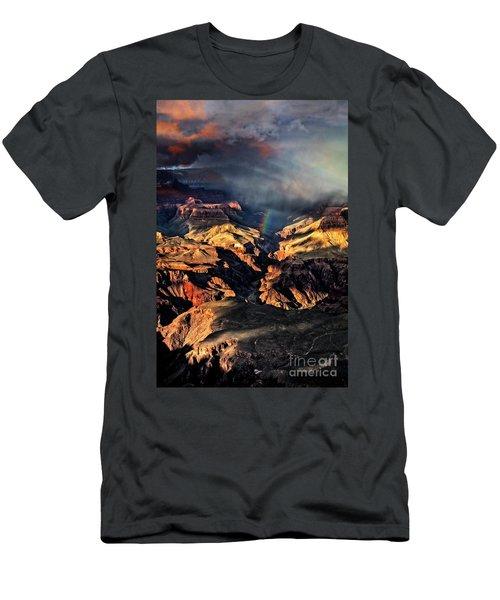 Passing Storm Men's T-Shirt (Athletic Fit)