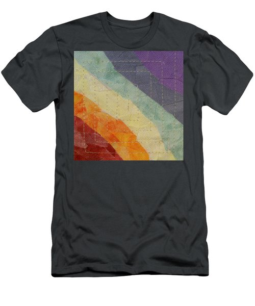 Pastel Color Study Men's T-Shirt (Athletic Fit)
