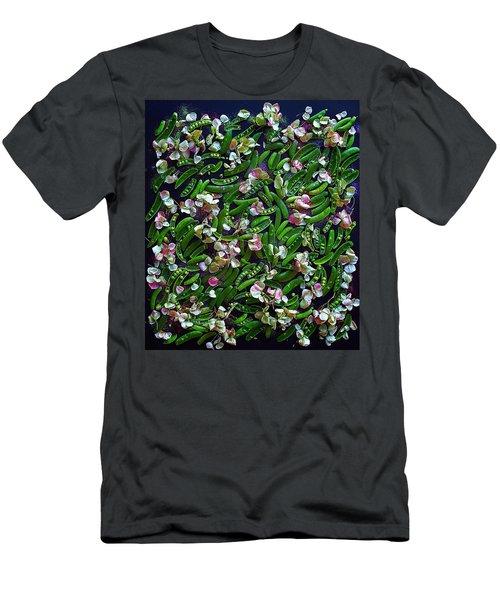 Peas Please Men's T-Shirt (Athletic Fit)