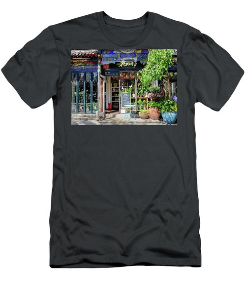Peking Cafe Men's T-Shirt (Athletic Fit)
