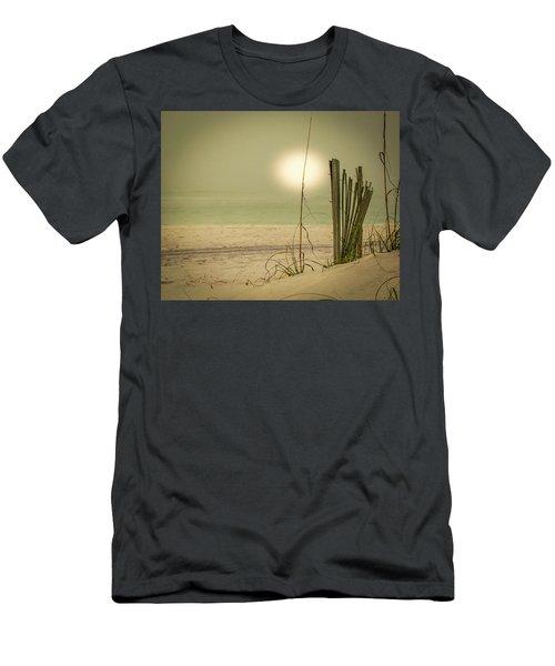 Pensacola Beach Men's T-Shirt (Athletic Fit)
