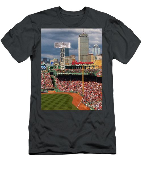 Peskys Pole At Fenway Park Men's T-Shirt (Athletic Fit)