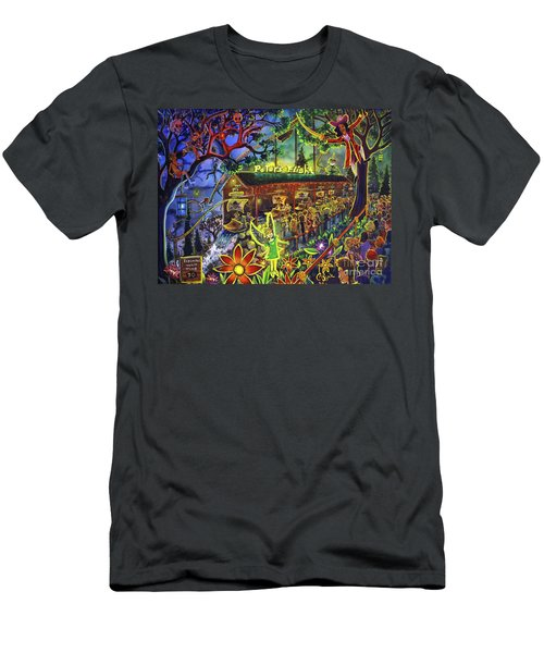 Peter's Flight Men's T-Shirt (Athletic Fit)