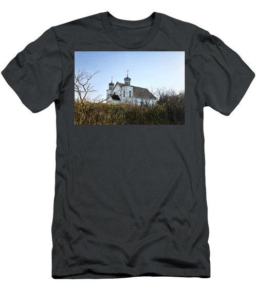 Peterson Sk Men's T-Shirt (Athletic Fit)