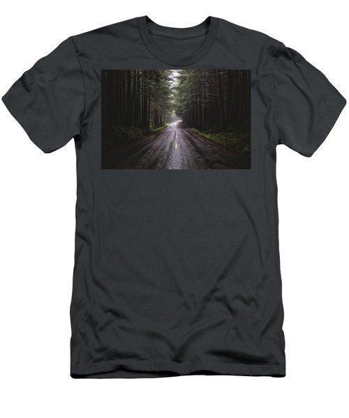 Petrichor Men's T-Shirt (Athletic Fit)