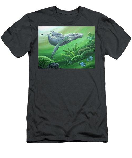 Phathom Men's T-Shirt (Athletic Fit)