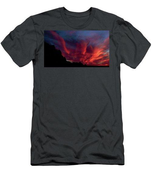 Phoenix Risen2 Men's T-Shirt (Athletic Fit)