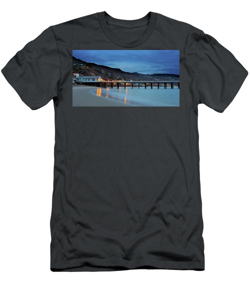 Pier House Malibu Men's T-Shirt (Athletic Fit)