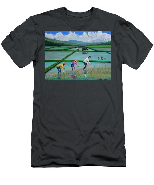 Planting Season 2 Men's T-Shirt (Athletic Fit)