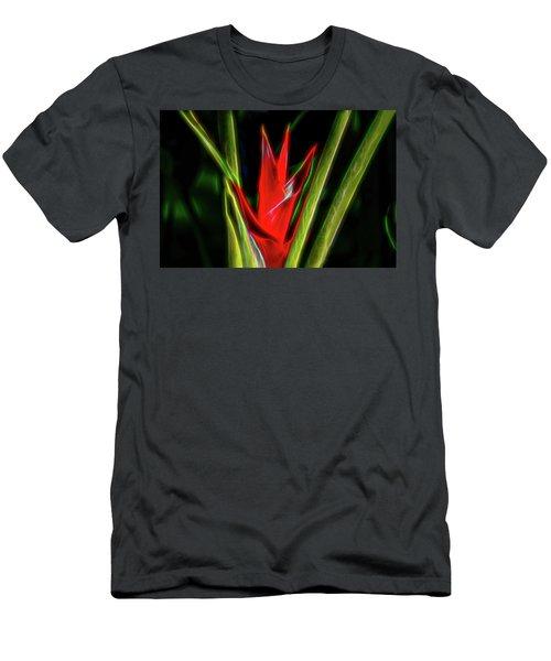 Points Of Light Men's T-Shirt (Athletic Fit)