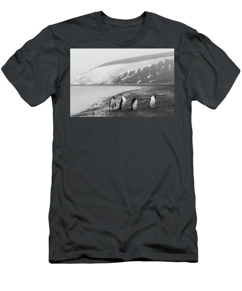 Police Lineup Men's T-Shirt (Athletic Fit)