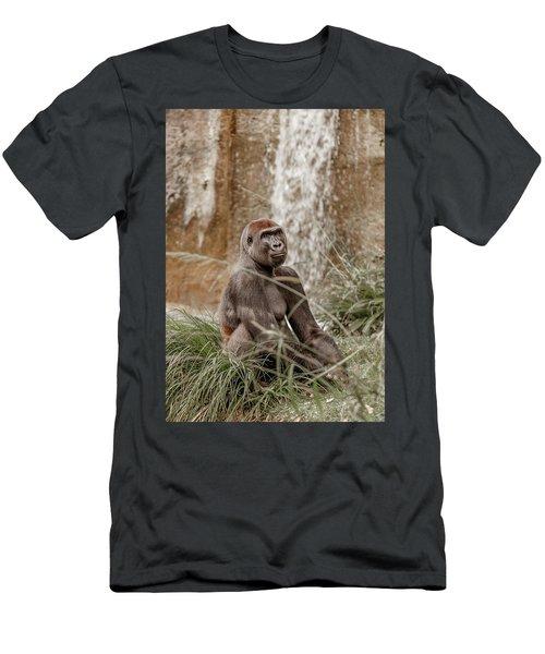 Presence Men's T-Shirt (Athletic Fit)