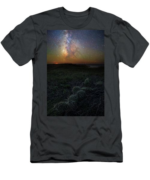 Men's T-Shirt (Athletic Fit) featuring the photograph Pricked  by Aaron J Groen