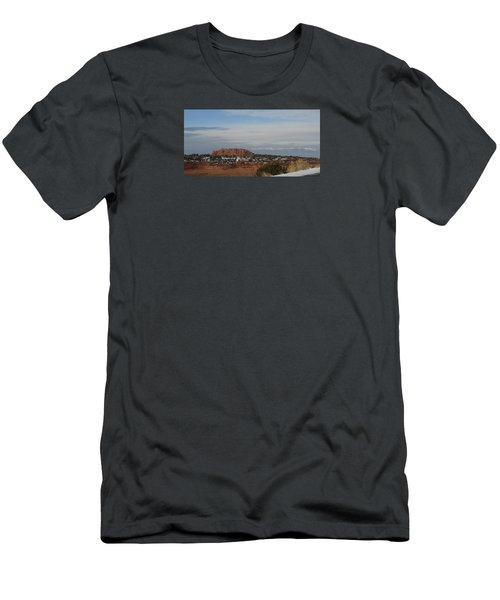Pride Mountain Men's T-Shirt (Athletic Fit)