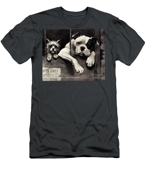 Prisoners At The Bar Men's T-Shirt (Athletic Fit)