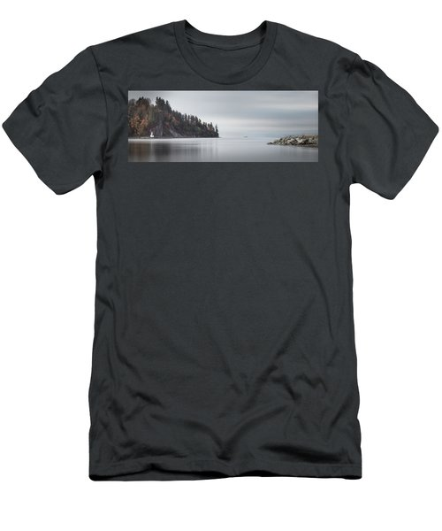 Brockton Point, Vancouver Bc Men's T-Shirt (Athletic Fit)
