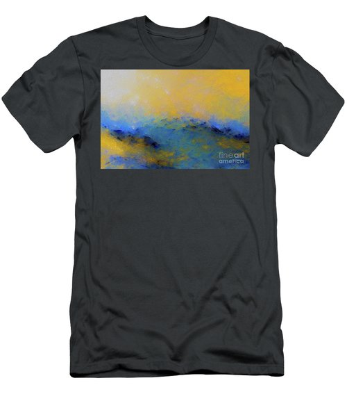 Psalm 100 4. With Thanksgiving Men's T-Shirt (Athletic Fit)