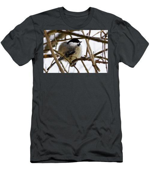 Puffed Up Men's T-Shirt (Athletic Fit)