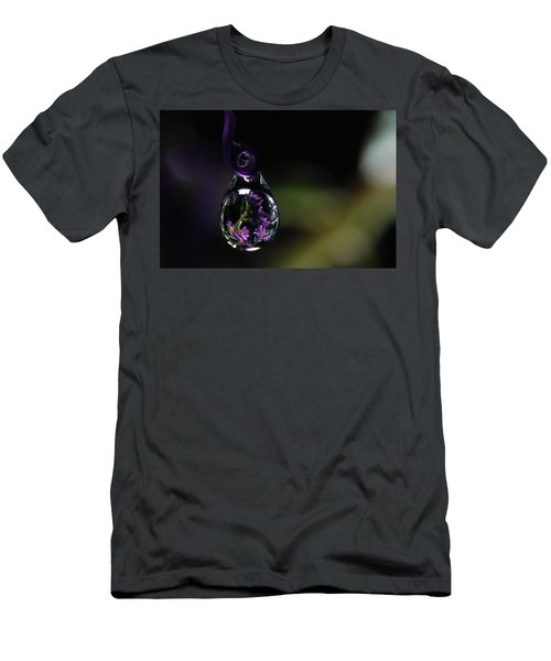 Purple Dreams Men's T-Shirt (Athletic Fit)