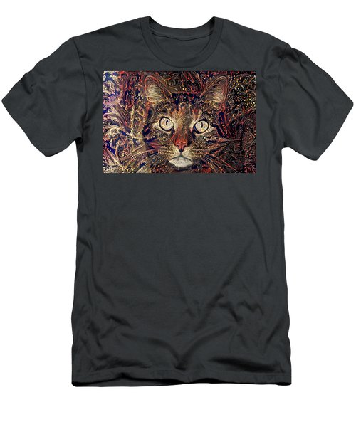 Mystic In Paisley Men's T-Shirt (Athletic Fit)