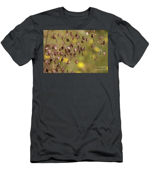 Quaking Grass Men's T-Shirt (Athletic Fit)
