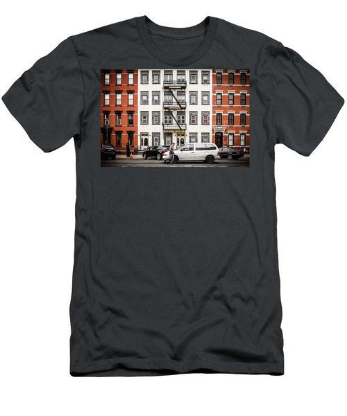 Quick Delivery Men's T-Shirt (Athletic Fit)