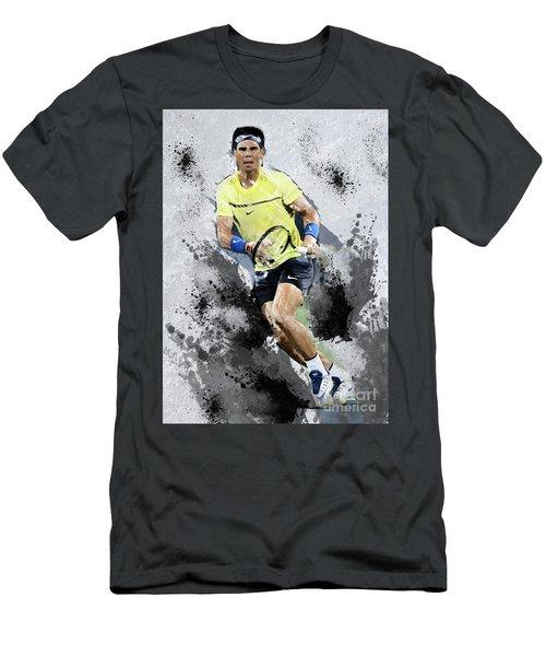 Rafael Nadal Men's T-Shirt (Athletic Fit)