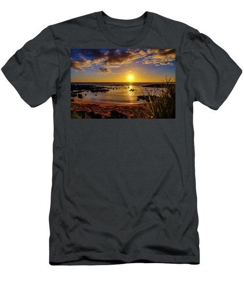 Rainbow Creator Men's T-Shirt (Athletic Fit)