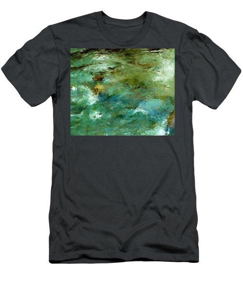 Rapidly Passing Men's T-Shirt (Athletic Fit)
