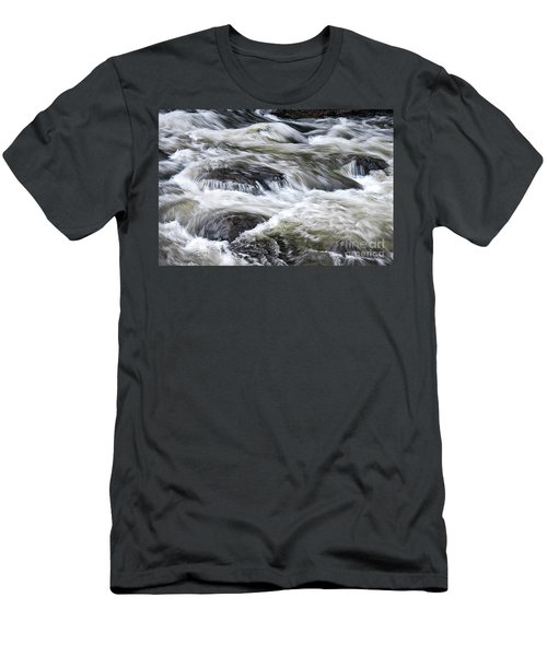 Rapids At Satans Kingdom Men's T-Shirt (Athletic Fit)