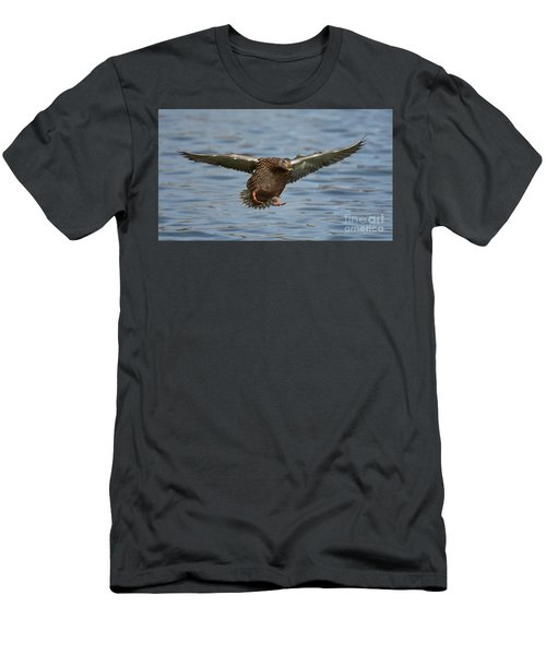 Ready For Landing Men's T-Shirt (Athletic Fit)