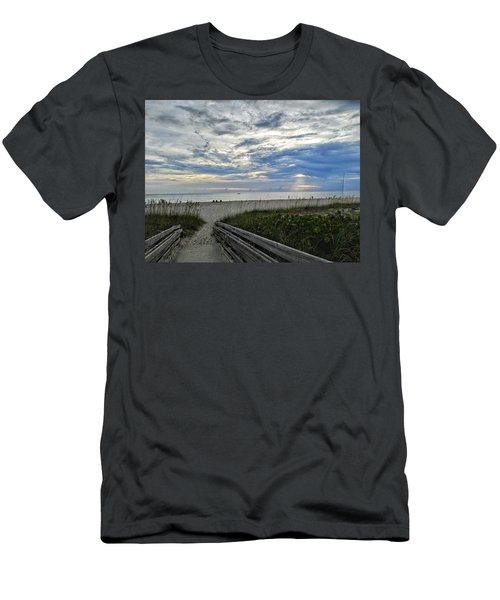 Ready For Sunset Men's T-Shirt (Athletic Fit)