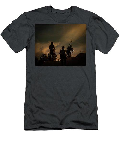 Reconciliation Men's T-Shirt (Athletic Fit)