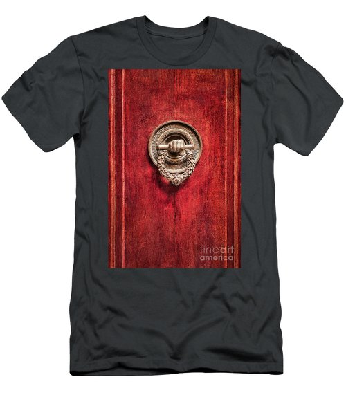 Red Zone Men's T-Shirt (Athletic Fit)