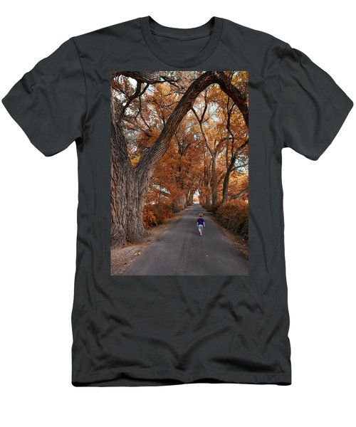 Redhead Fall Walkabout Men's T-Shirt (Athletic Fit)