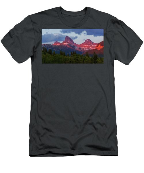 Reliving The Tetons Men's T-Shirt (Athletic Fit)