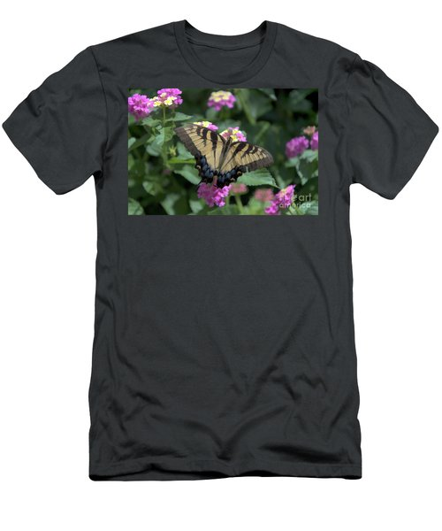 Remarkable Swallowtail Men's T-Shirt (Athletic Fit)