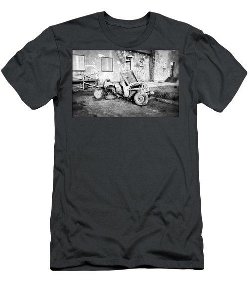 Remnants Of War Men's T-Shirt (Athletic Fit)