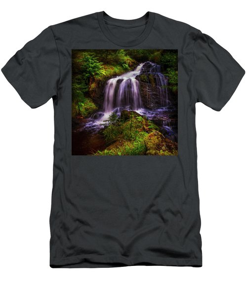 Retreat For Soul. Rest And Be Thankful. Scotland Men's T-Shirt (Athletic Fit)